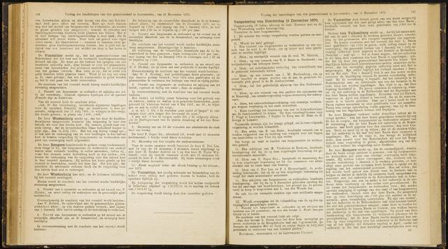 Raadsverslagen van de gemeente Leeuwarden, 1865-2007 (Notulen) 1873-12-11