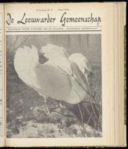 Leeuwarder Gemeenschap 1955-03-01