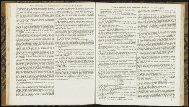 Raadsverslagen van de gemeente Leeuwarden, 1865-2007 (Notulen) 1878-06-06