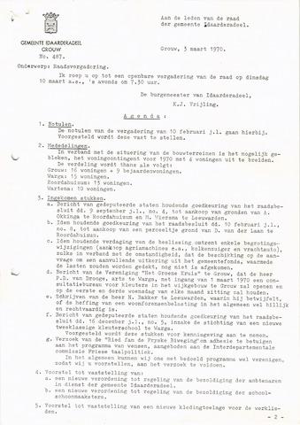 raadsverslagen Idaarderadeel 1935-1983 1970-03-10