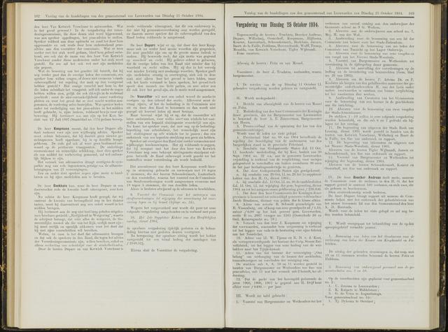Raadsverslagen van de gemeente Leeuwarden, 1865-2007 (Notulen) 1904-10-25