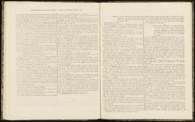 Raadsverslagen van de gemeente Leeuwarden, 1865-2007 (Notulen) 1865-10-21