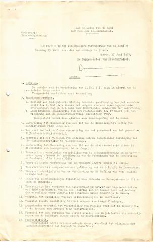 raadsverslagen Idaarderadeel 1935-1983 1952-06-23