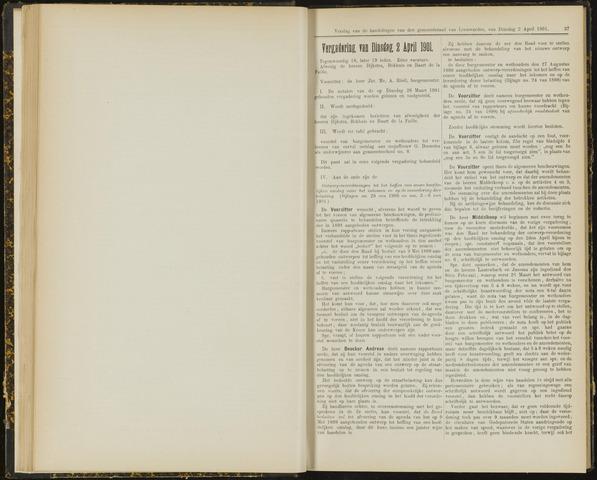 Raadsverslagen van de gemeente Leeuwarden, 1865-2007 (Notulen) 1901-04-02