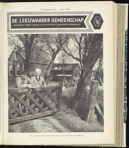 Leeuwarder Gemeenschap 1958-06-01