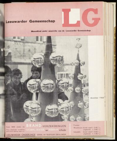 Leeuwarder Gemeenschap 1968-12-01