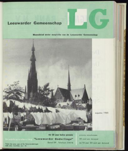 Leeuwarder Gemeenschap 1965-08-01