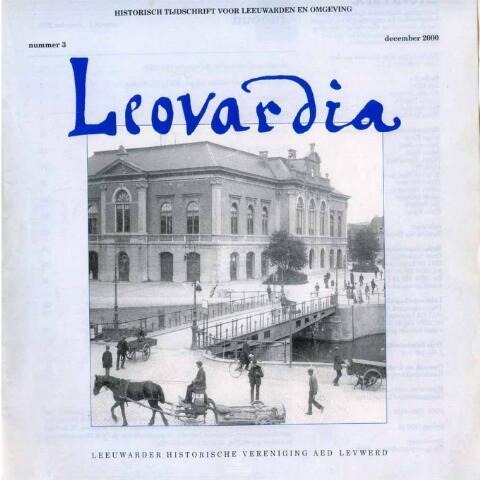 Leovardia, 2000-2012 2000-12-01