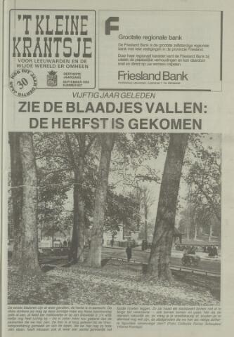 't Kleine Krantsje, 1964-1997 1994-09-01