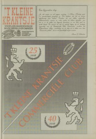 't Kleine Krantsje, 1964-1997 1989-10-01