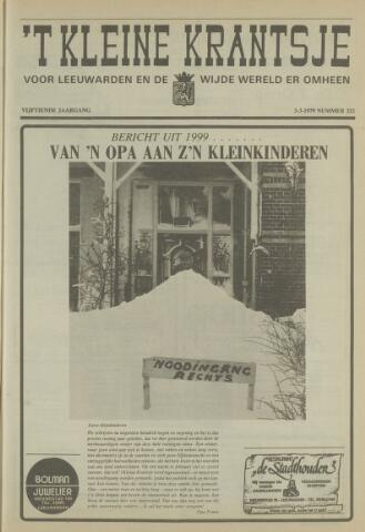 't Kleine Krantsje, 1964-1997 1979-03-03
