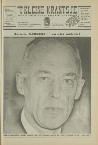 't Kleine Krantsje, 1964-1997 1971-06-19