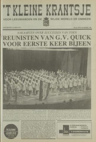 't Kleine Krantsje, 1964-1997 1979-06-23