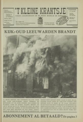 't Kleine Krantsje, 1964-1997 1973-12-15