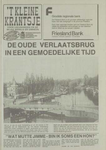 't Kleine Krantsje, 1964-1997 1993-09-01