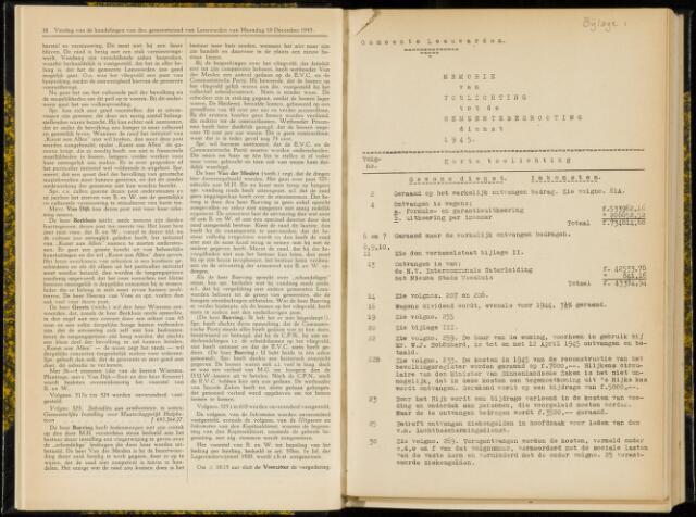 Raadsverslagen van de gemeente Leeuwarden, 1865-2007 (Bijlagen) 1945-01-01