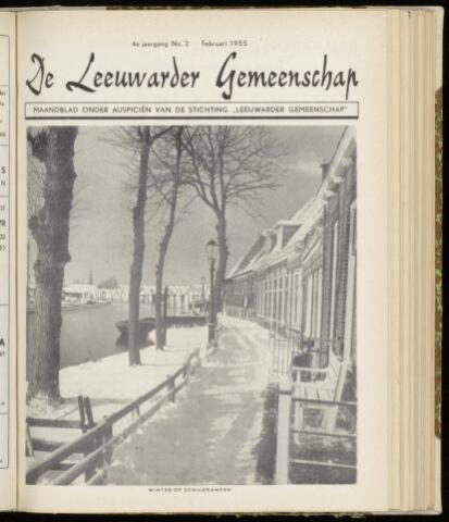 Leeuwarder Gemeenschap 1955-02-01