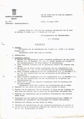 raadsverslagen Idaarderadeel 1935-1983 1978-03-21