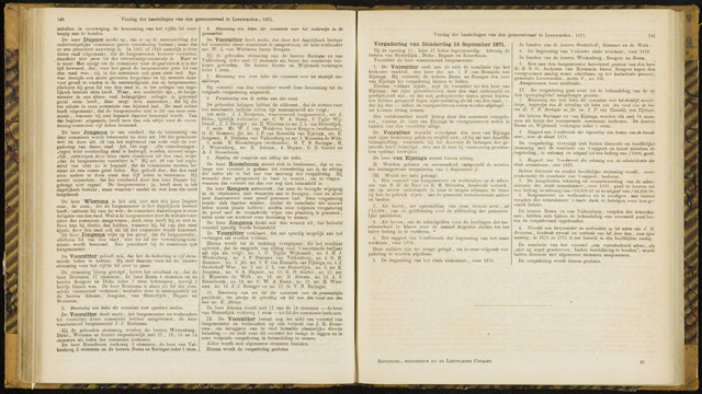 Raadsverslagen van de gemeente Leeuwarden, 1865-2007 (Notulen) 1871-09-14