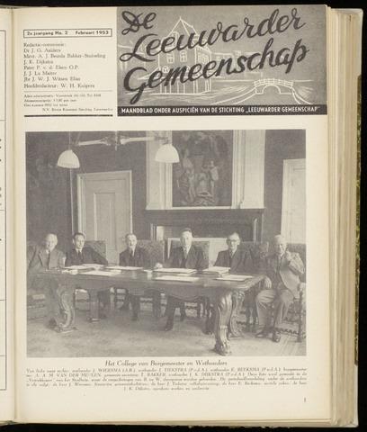Leeuwarder Gemeenschap 1953-02-01