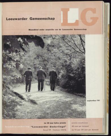 Leeuwarder Gemeenschap 1961-09-01