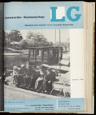 Leeuwarder Gemeenschap 1968-09-01