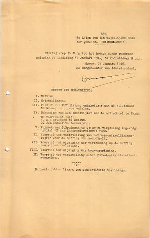 raadsverslagen Idaarderadeel 1935-1983 1946