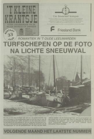 't Kleine Krantsje, 1964-1997 1997-11-01