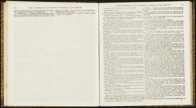 Raadsverslagen van de gemeente Leeuwarden, 1865-2007 (Notulen) 1879-05-21