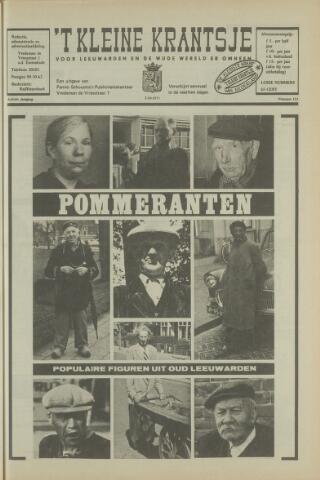 't Kleine Krantsje, 1964-1997 1971-10-02
