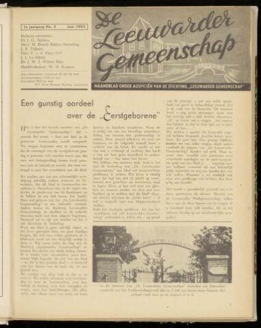 Leeuwarder Gemeenschap 1952-06-01