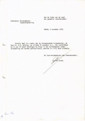 raadsverslagen Idaarderadeel 1935-1983 1979-11-16