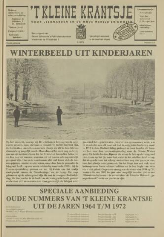 't Kleine Krantsje, 1964-1997 1974-02-09