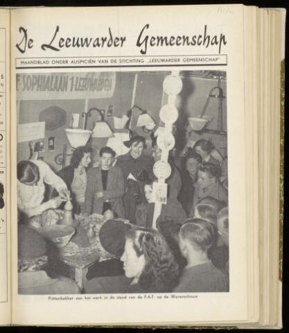 Leeuwarder Gemeenschap 1954-04-01