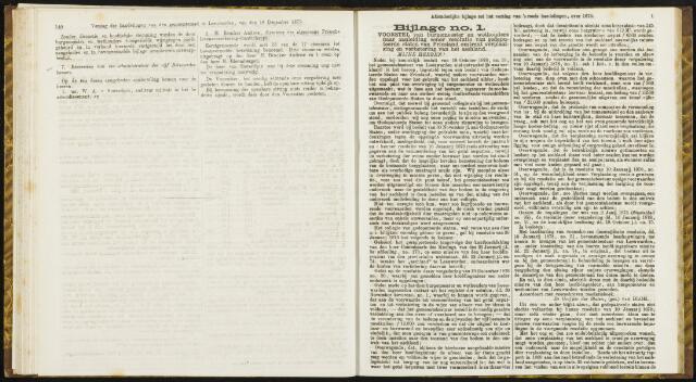 Raadsverslagen van de gemeente Leeuwarden, 1865-2007 (Bijlagen) 1879-01-01