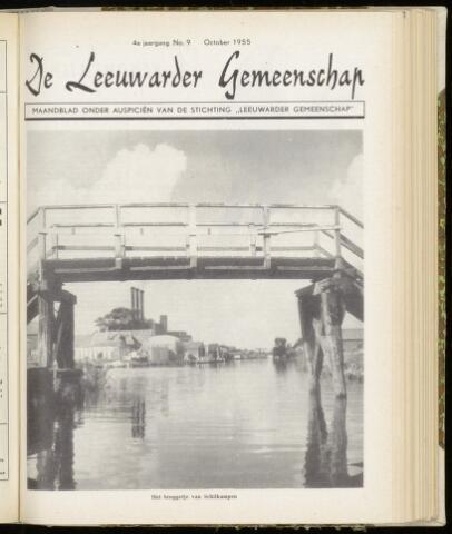 Leeuwarder Gemeenschap 1955-10-01