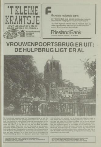 't Kleine Krantsje, 1964-1997 1992-07-01