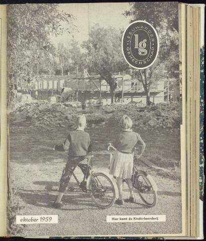 Leeuwarder Gemeenschap 1959-10-01