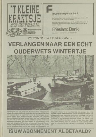 't Kleine Krantsje, 1964-1997 1991-01-01