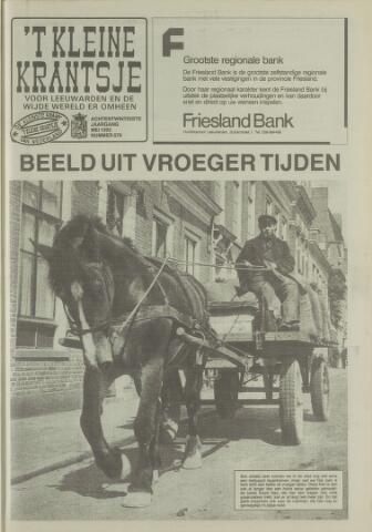 't Kleine Krantsje, 1964-1997 1992-05-01