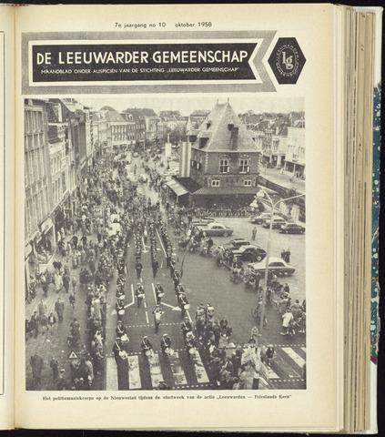 Leeuwarder Gemeenschap 1958-10-01