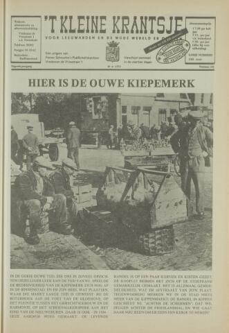 't Kleine Krantsje, 1964-1997 1973-06-30