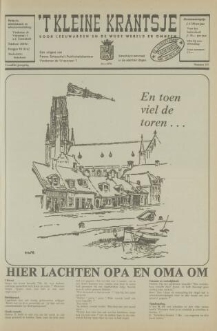 't Kleine Krantsje, 1964-1997 1976-01-10