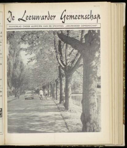 Leeuwarder Gemeenschap 1954-10-01