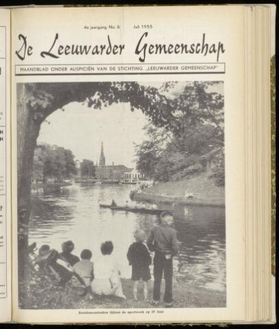 Leeuwarder Gemeenschap 1955-07-01