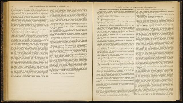 Raadsverslagen van de gemeente Leeuwarden, 1865-2007 (Notulen) 1872-09-26
