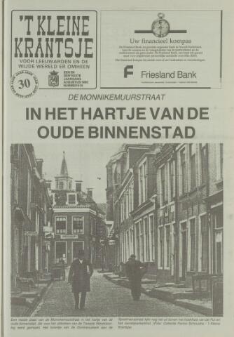 't Kleine Krantsje, 1964-1997 1995-08-01