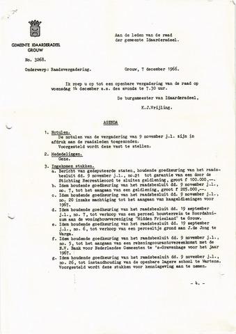 raadsverslagen Idaarderadeel 1935-1983 1966-12-14