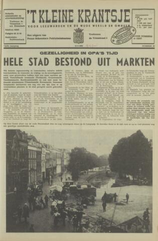 't Kleine Krantsje, 1964-1997 1969-05-21