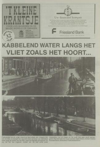 't Kleine Krantsje, 1964-1997 1997-09-01